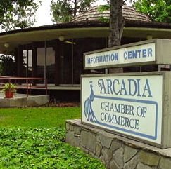 arcadia california chamber of commerce building