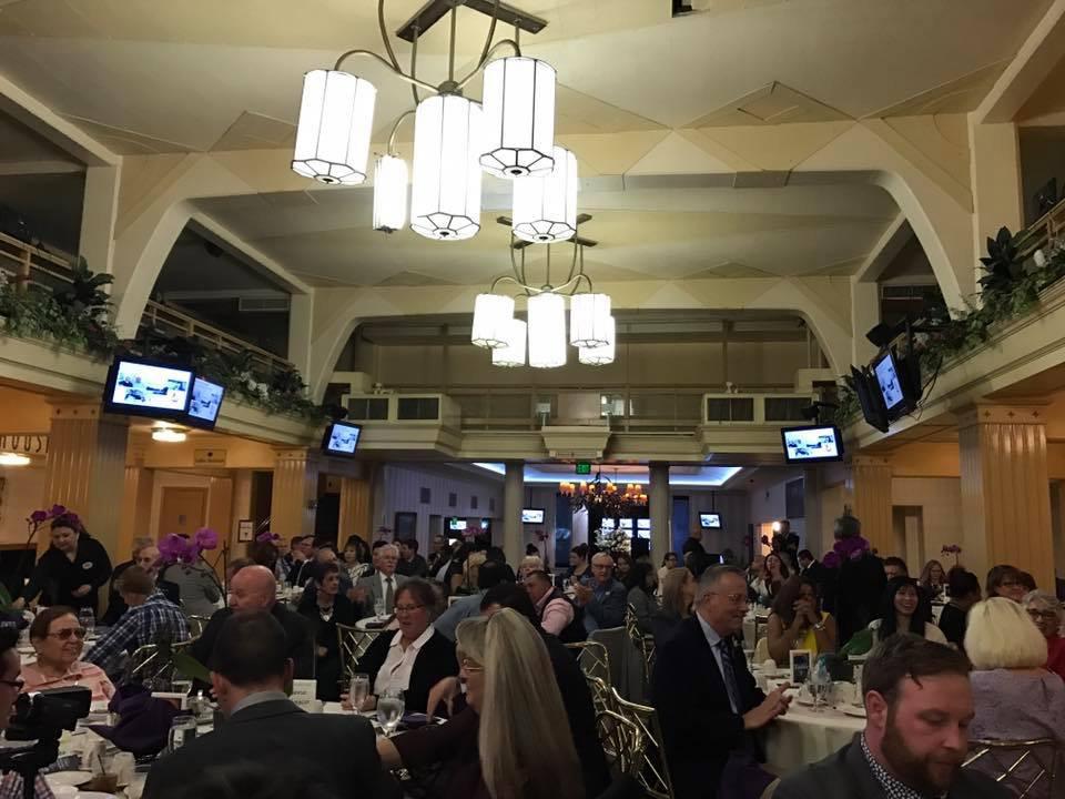 Board of Directors Installtion Dinner at Santa Anita Park