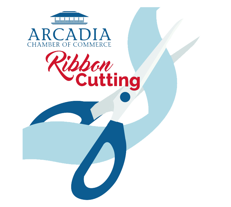 Ribbon Cuttings with the Arcadia Chamber