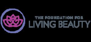 Foundation for Living Beauty logo