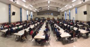 Bosco Tech math competition