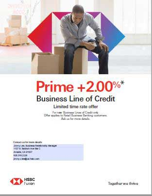 HSBC Prime + 2.00%