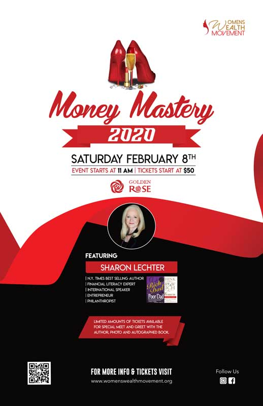 Money Mastery womens wealth movement
