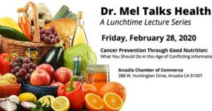 Cancer Prevention Movement with Dr Mel