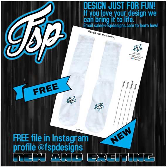 FSP Design Your Own Socks
