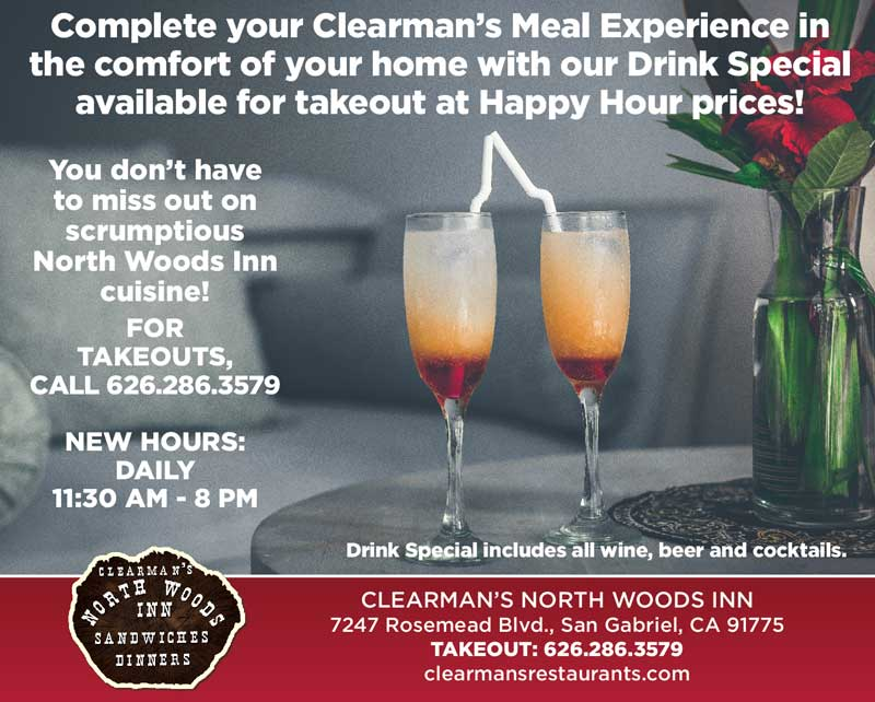Complete your Clearman's Experience from the Comfort of Home