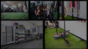 1A Fitness photo collage