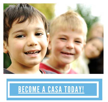 Become a CASA today