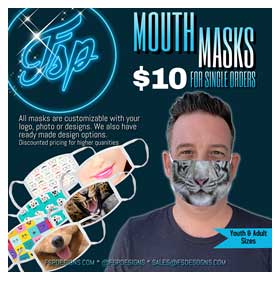 FSP makes Mouth Masks