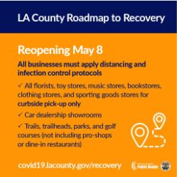 LA County Roadmap to Recovery