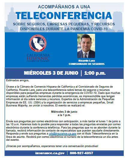 CHCC Teleconferencia