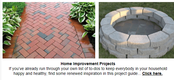 Sue Lamb home improvement projects