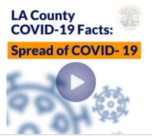 LA County COVID-19 Facts Video