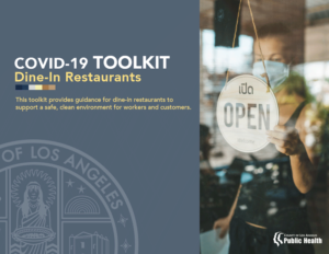 LA County Restaurant Tool Kit