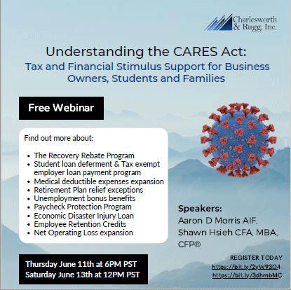 Charlesworth & Rugg Understanding CARES Act