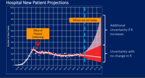 Hospital New Patient Projections