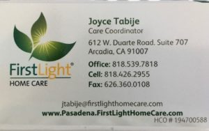 Joyce Tabije contact information