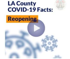 LA County COVID-19 Facts reopening
