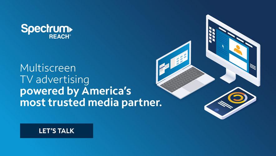 Spectrum Reach Multi Screen Advertising