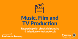 music film and tv production