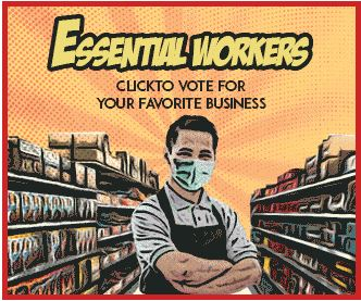 Essential Workers vote for your favorite business