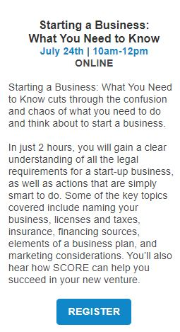Starting a business and what you need to know