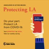 Protecting LA from COVID-19