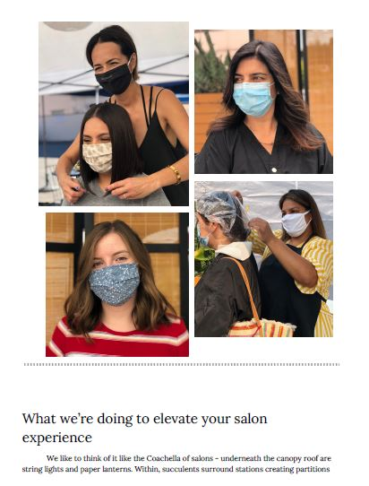 Dutch Door Hair Salon elevate your experience