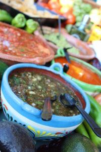 Cabrera's salsa