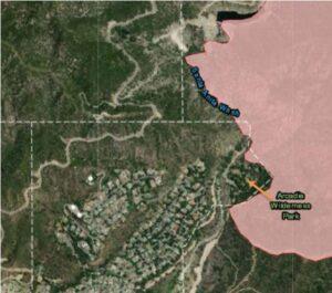 Bobcat Fire Incident Map