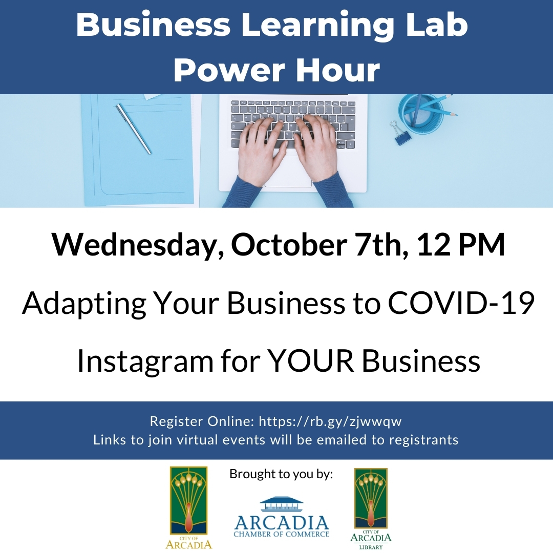 Business Learning Lab Power Hour