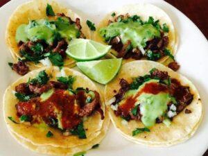La Adelita tacos