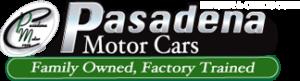 Pasadena Motor Cars logo