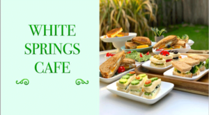 White Springs Cafe sandwiches