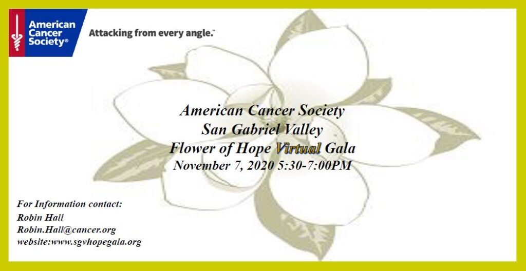 Cancer Society Gala