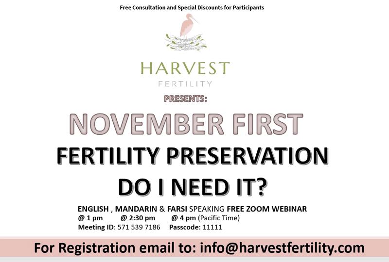 Harvest Fertility Presentation