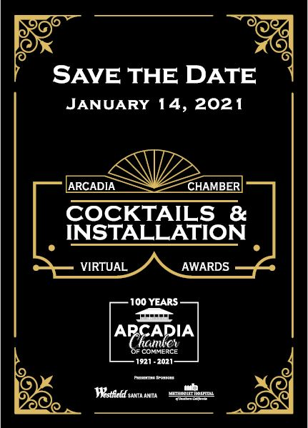 Installation Dinner 2021 Save the Date