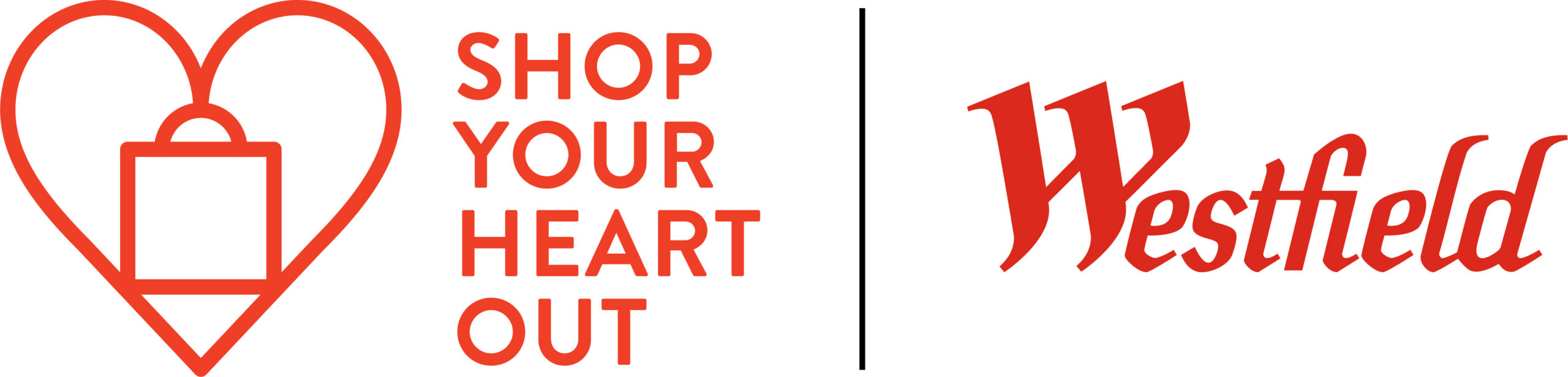 Westfield Shop Your Heart Out Banner Image