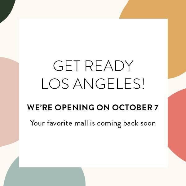 Westfield Santa Anita opening October 7
