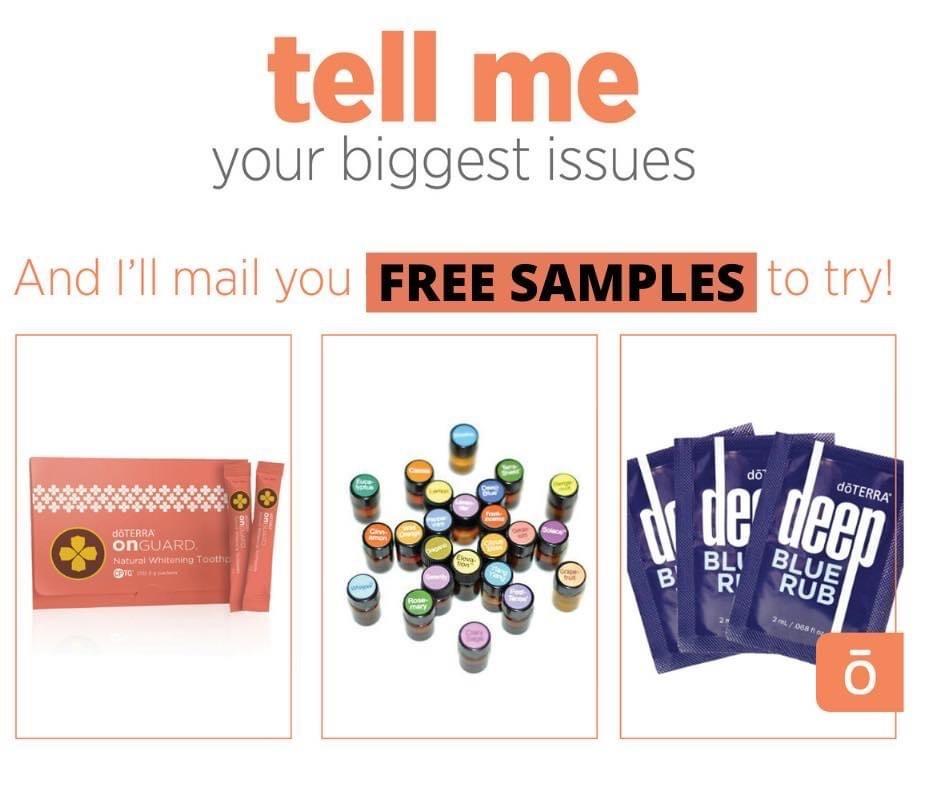 doTERRA free samples