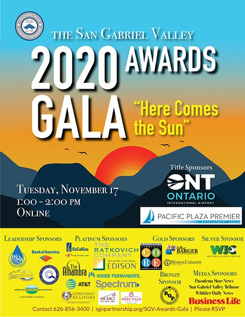 SGV Economic Partnership Gala Awards