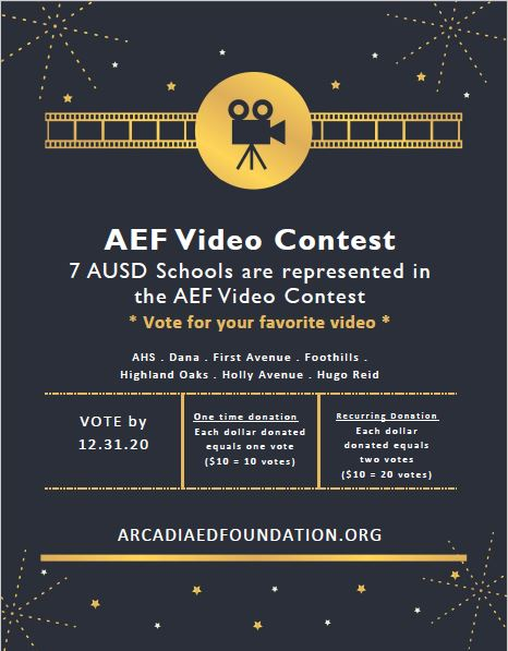 AEF Video Contest