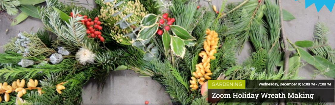 Arboretum Wreath Making