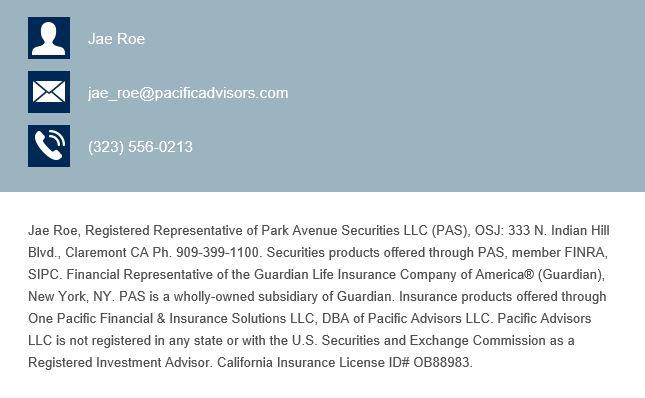 Jae Roe Dec Newsletter contact info