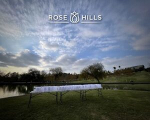 Rose Hills Lantern Lighting