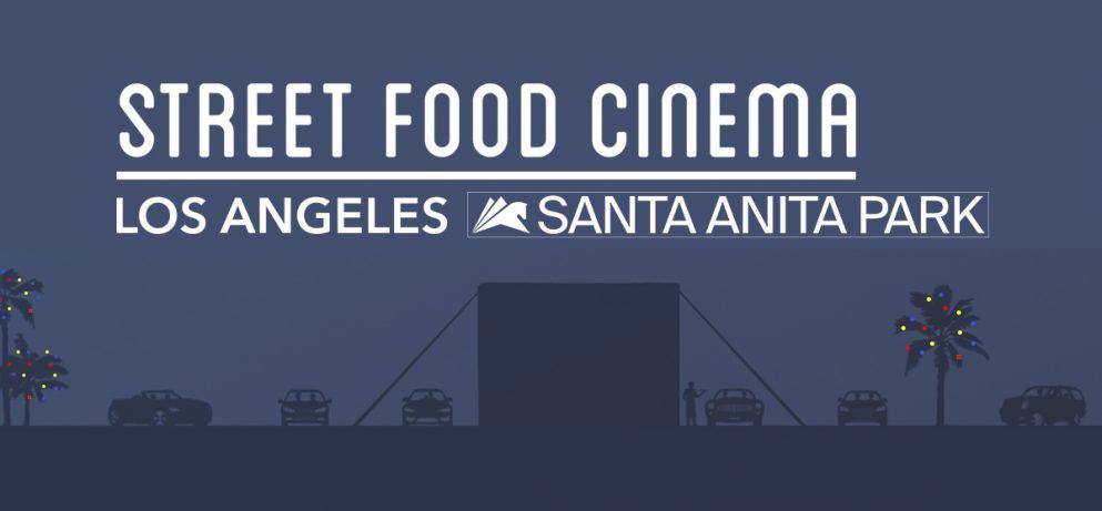 Santa Anita Park Street Food Cinema