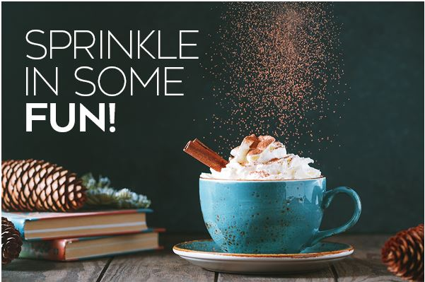Coldwell Banker sprinkle in some fun
