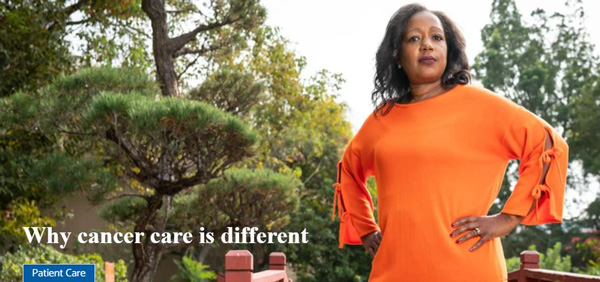 City of Hope Why Cancer Care is Different