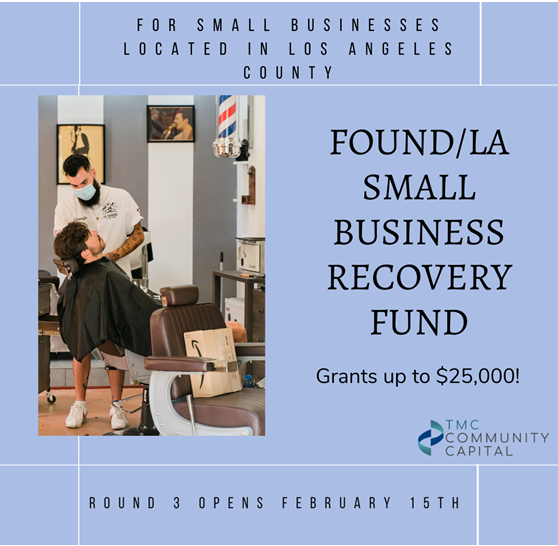 Found LA Small Business Recovery Fund