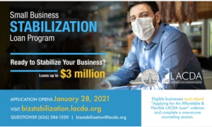 Stabilizing Small businesses